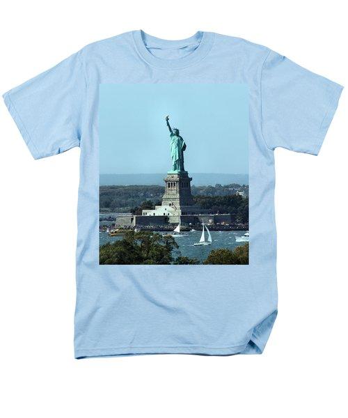 Lady Liberty T-Shirt by Kristin Elmquist