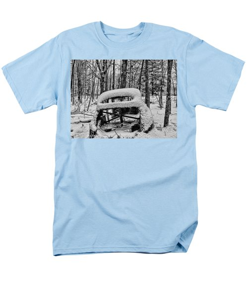 Left To Rust T-Shirt by Paul Freidlund