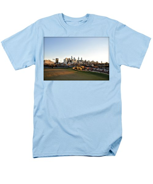 Philadelphia from South Street T-Shirt by Bill Cannon