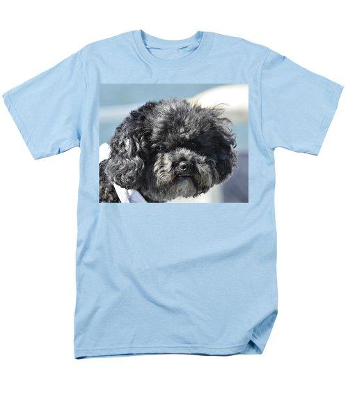 Poodle T-Shirt by Susan Leggett