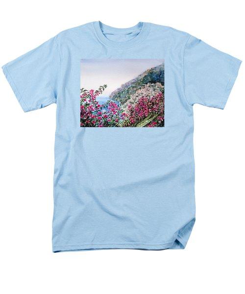 Positano Italy T-Shirt by Irina Sztukowski