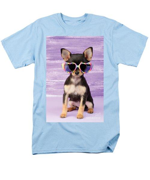 Rainbow Sunglasses T-Shirt by Greg Cuddiford