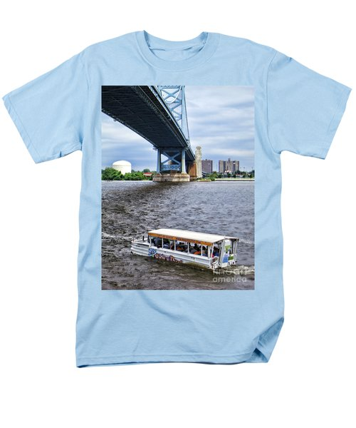 Ride the Ducks T-Shirt by Olivier Le Queinec