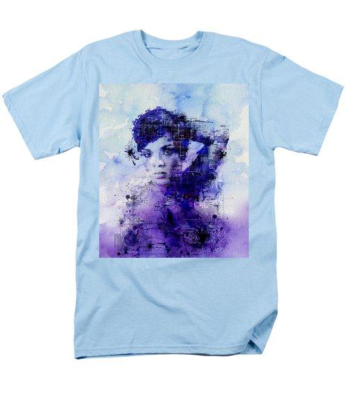 Rihanna 2 Men's T-Shirt  (Regular Fit) by Bekim Art