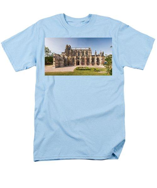 Rosslyn Chapel 01 T-Shirt by Antony McAulay