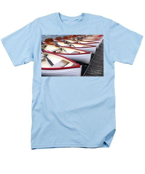 Rowboats T-Shirt by Elena Elisseeva