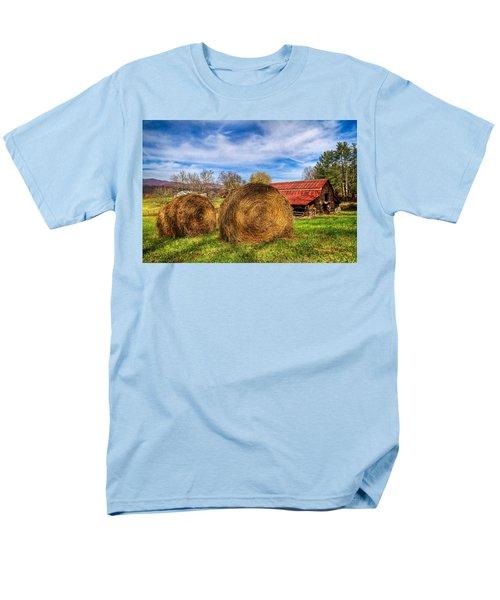 Scarecrow's Dream T-Shirt by Debra and Dave Vanderlaan
