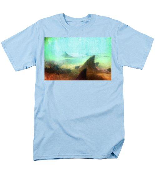 Sea Spirits - Manta Ray Art by Sharon Cummings T-Shirt by Sharon Cummings