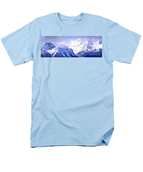 Snowy mountains T-Shirt by Elena Elisseeva