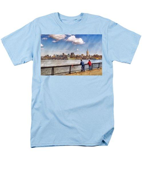 Sport - Fishing T-Shirt by Mike Savad