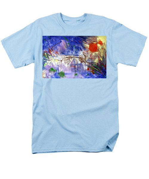 The Beginning T-Shirt by Anthony Falbo