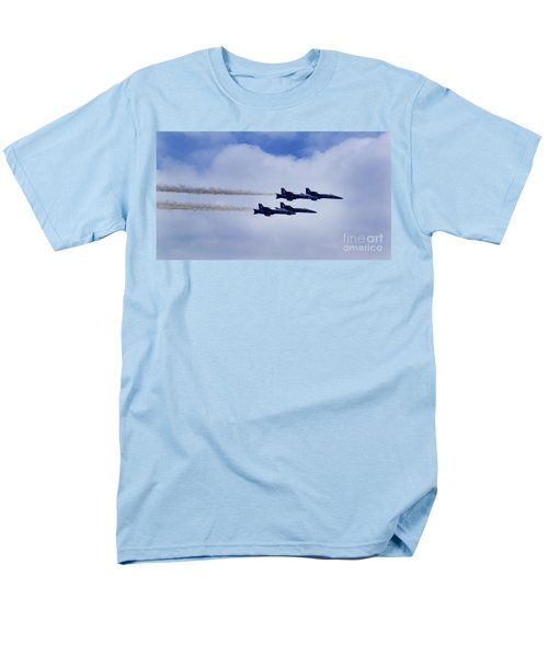 The Blue Angels T-Shirt by Benjamin Reed