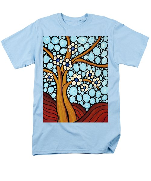 The Loving Tree T-Shirt by Sharon Cummings
