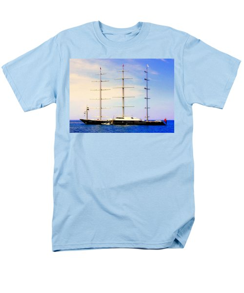 The Mighty Maltese Falcon T-Shirt by KAREN WILES