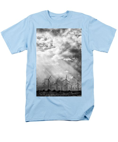 THE MIGHTY WIND Palm Springs T-Shirt by William Dey