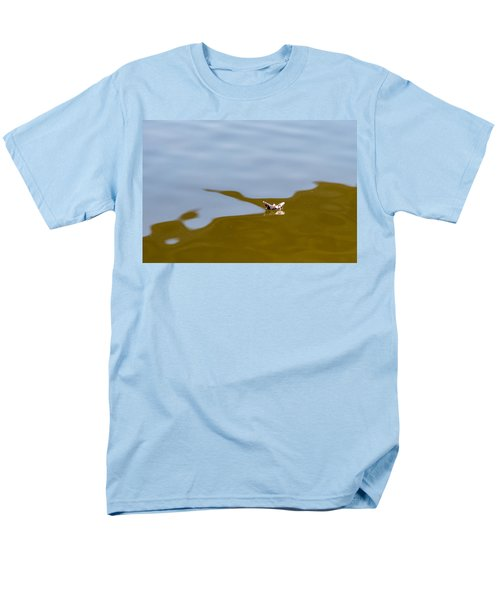 Three Men In A Boat - Featured 3 T-Shirt by Alexander Senin