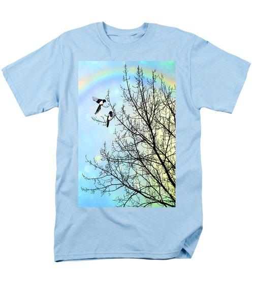 Two For Joy Men's T-Shirt  (Regular Fit) by John Edwards