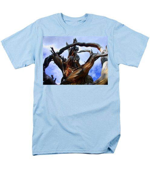 Uprooted Beauty T-Shirt by Shane Bechler