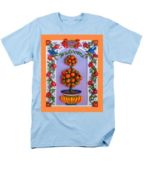 Welcome T-Shirt by Amy Vangsgard