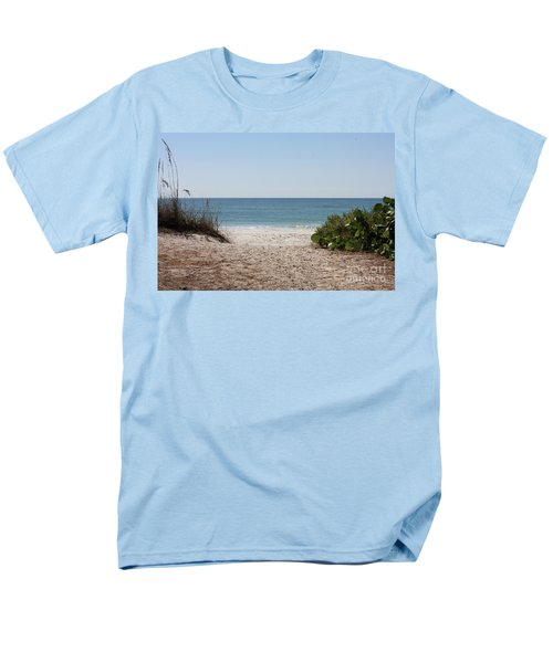 Welcome to the Beach T-Shirt by Carol Groenen
