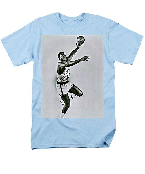 Willis Reed T-Shirt by Florian Rodarte