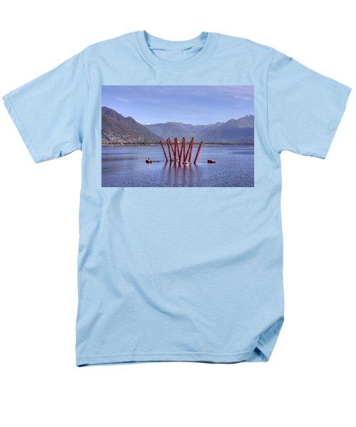 Lake Maggiore Locarno T-Shirt by Joana Kruse