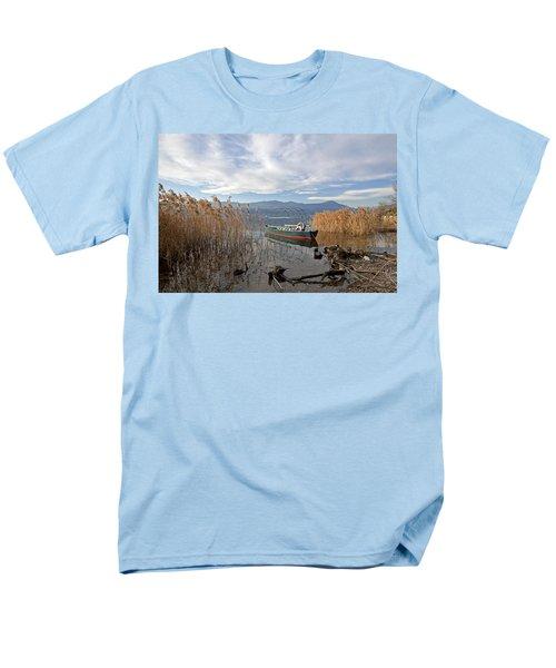 Lake Maggiore T-Shirt by Joana Kruse