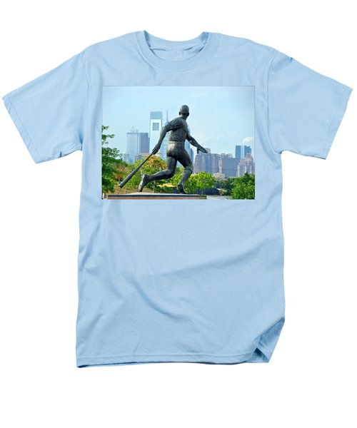 Batters City View T-Shirt by Alice Gipson
