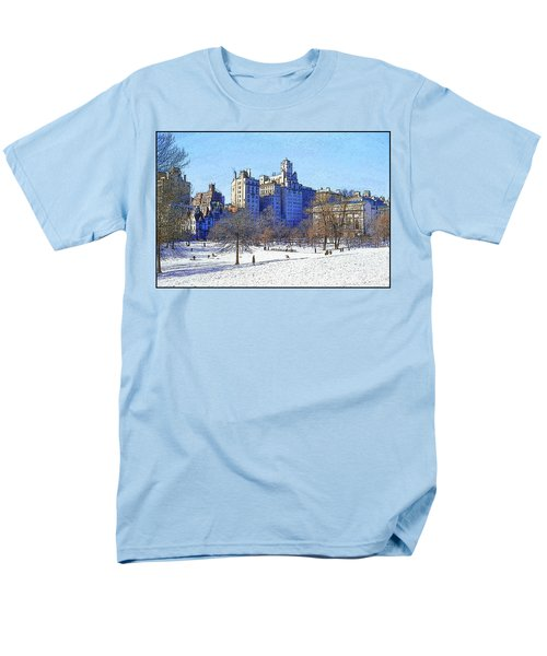 Central Park T-Shirt by Chuck Staley