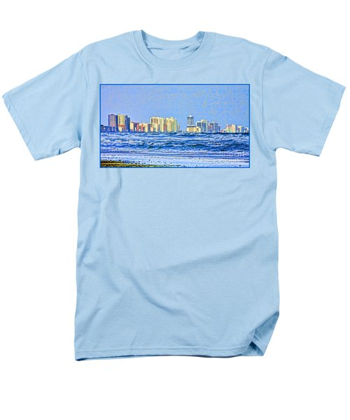 Florida Turbulence T-Shirt by Deborah Benoit