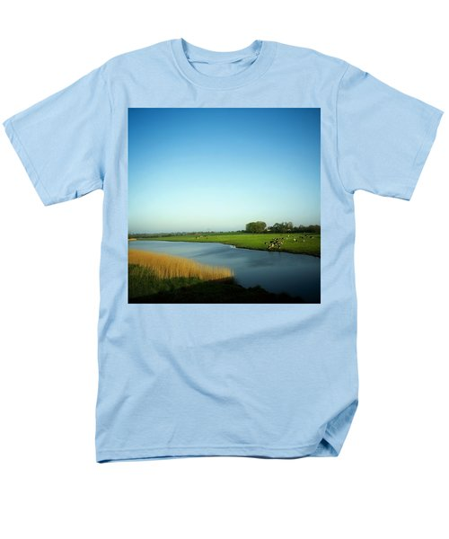 Fresian Cattle, Near Cobh, Co Cork T-Shirt by The Irish Image Collection
