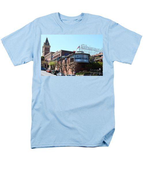 Ghirardelli Chocolate Factory San Francisco California . 7D14093 T-Shirt by Wingsdomain Art and Photography