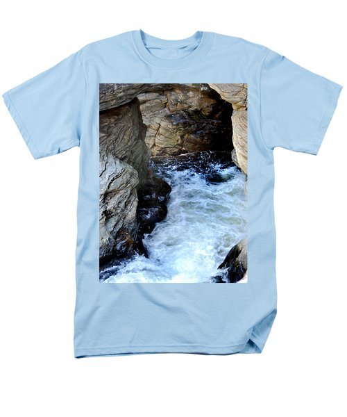 Into The Abyss T-Shirt by Skip Willits
