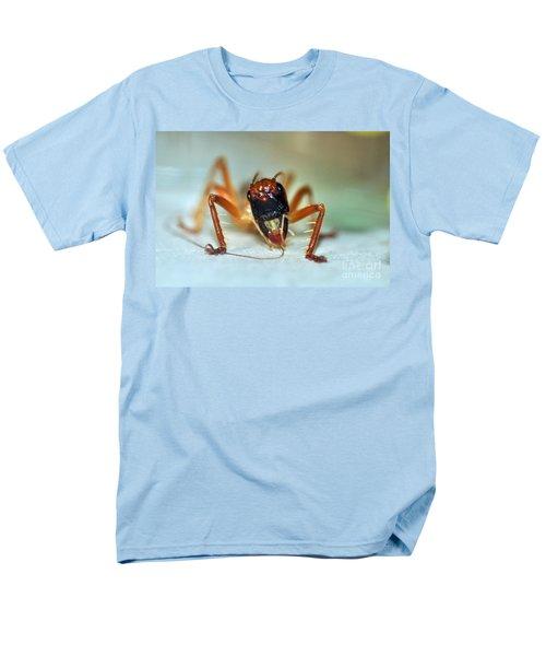Jiminy Cricket Men's T-Shirt  (Regular Fit) by Kaye Menner