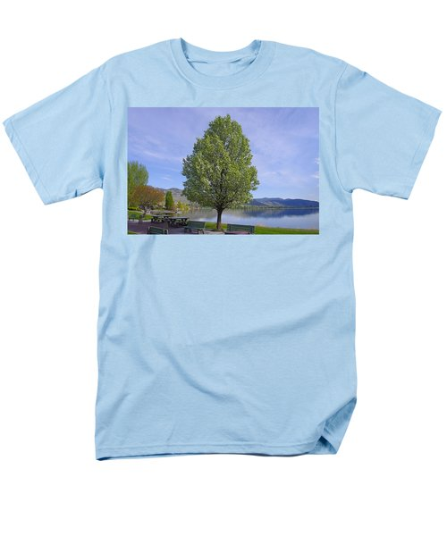 Lots Of Room To Sit T-Shirt by John  Greaves