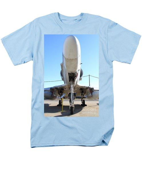 McDonnell Douglas TA-4J Skyhawk Aircraft Fighter Plane . 7D11202 T-Shirt by Wingsdomain Art and Photography