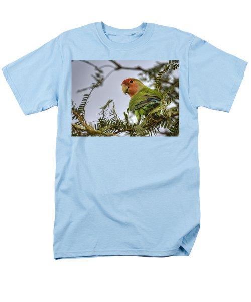 Over My Shoulder  Men's T-Shirt  (Regular Fit) by Saija  Lehtonen