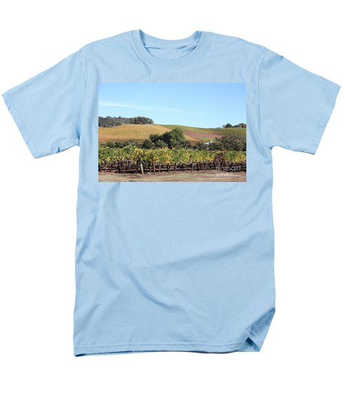 Sonoma Vineyards - Sonoma California - 5D19307 T-Shirt by Wingsdomain Art and Photography