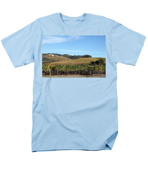 Sonoma Vineyards - Sonoma California - 5D19309 T-Shirt by Wingsdomain Art and Photography
