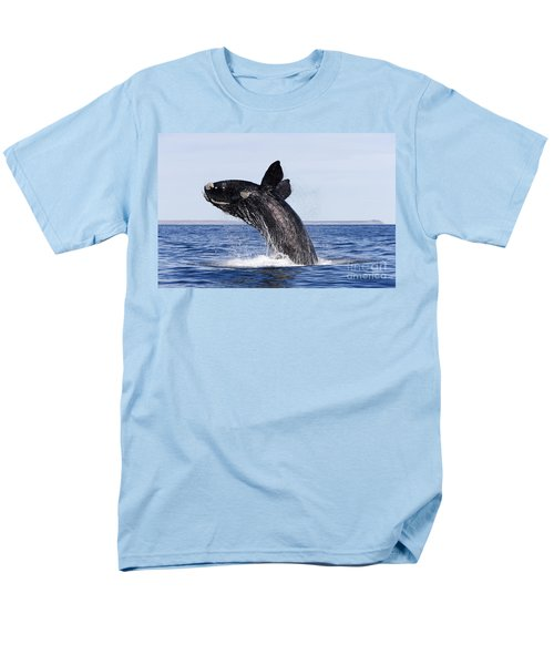 Southern Right Whale T-Shirt by Francois Gohier and Photo Researchers