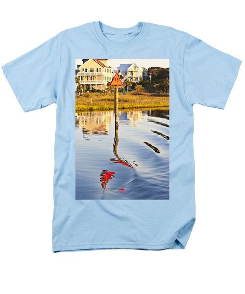 Topsail Sound Sunset T-Shirt by Betsy C  Knapp