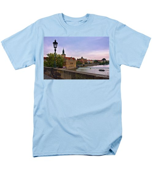 View from the Charles Bridge Revisited T-Shirt by Madeline Ellis
