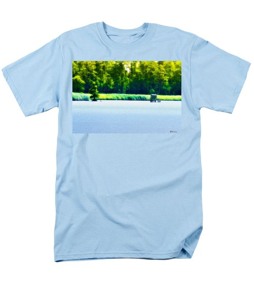 Virginia Tides T-Shirt by Bill Cannon