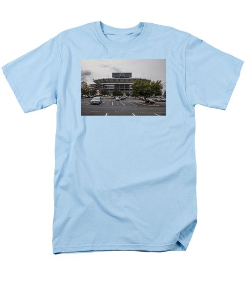 Beaver Stadium Penn State  Men's T-Shirt  (Regular Fit) by John McGraw