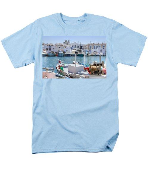 Paros - Cyclades - Greece T-Shirt by Joana Kruse