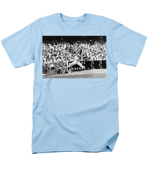 Sandy Koufax (1935- ) Men's T-Shirt  (Regular Fit) by Granger