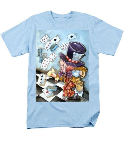 The Mad Hatter T-Shirt by Lucia Stewart