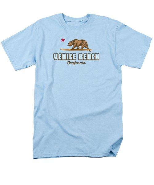 Venice Beach La. Men's T-Shirt  (Regular Fit) by Lerak Group LLC