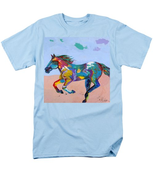 At Full Gallop T-Shirt by Tracy Miller