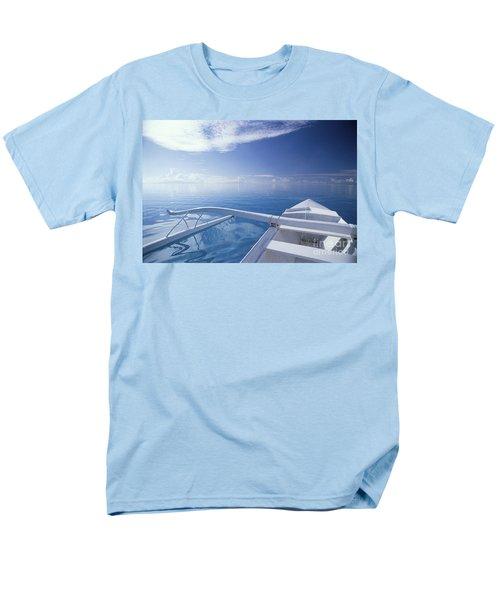 Bora Bora, Outrigger T-Shirt by Joe Carini - Printscapes